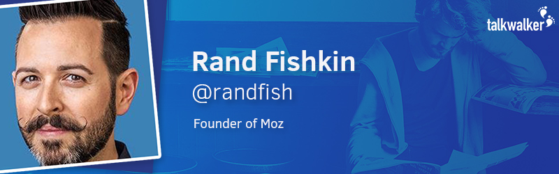 Rand Fish Founder of Moz